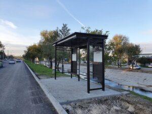 EPAMEDIA  вдохнула новую жизнь во внешний вид столицы. Уже установлено 125 новых остановок общественного транспорта.