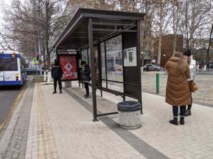 Epamedia: Большинство жителей столицы довольны новыми остановками общественного транспорта